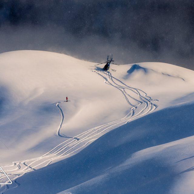 Heli Access Ski Touring
