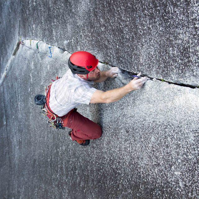 Crack Climbing Skills Clinic