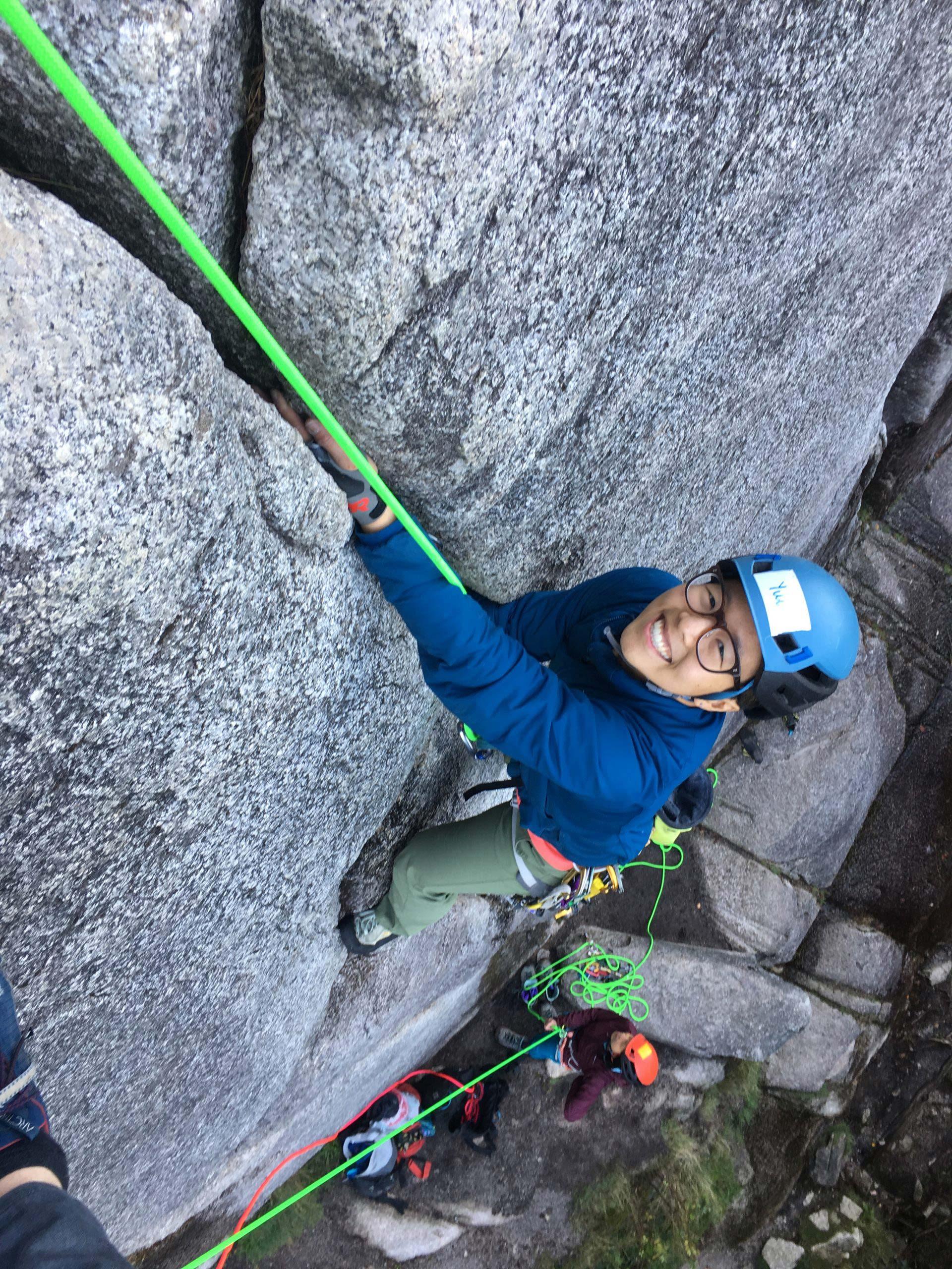 Squamish Rock