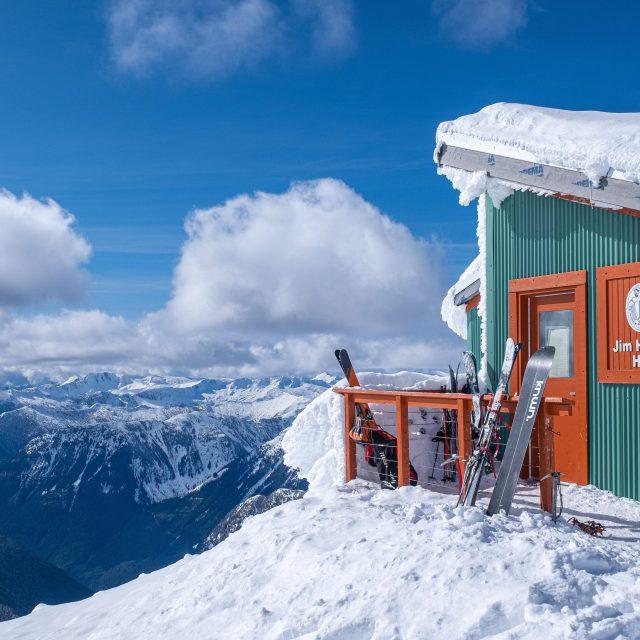 Haberl Hut: Tantalus Ski Touring