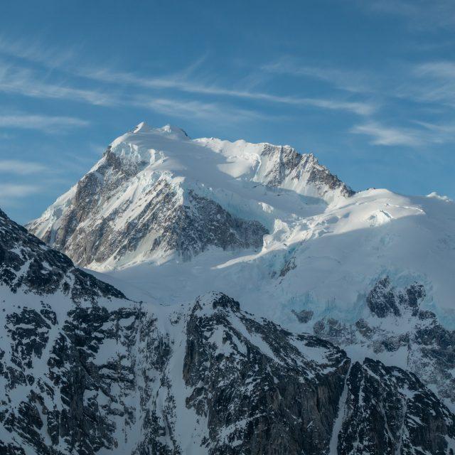 Mt. Waddington Main Summit