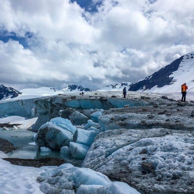 Crevasse Rescue, Glacier Travel