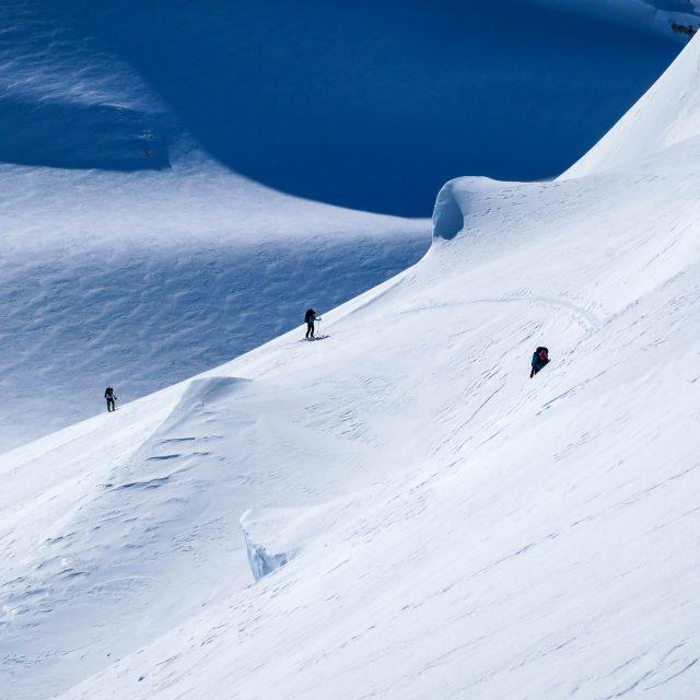 Garibaldi Neve Traverse & Peak