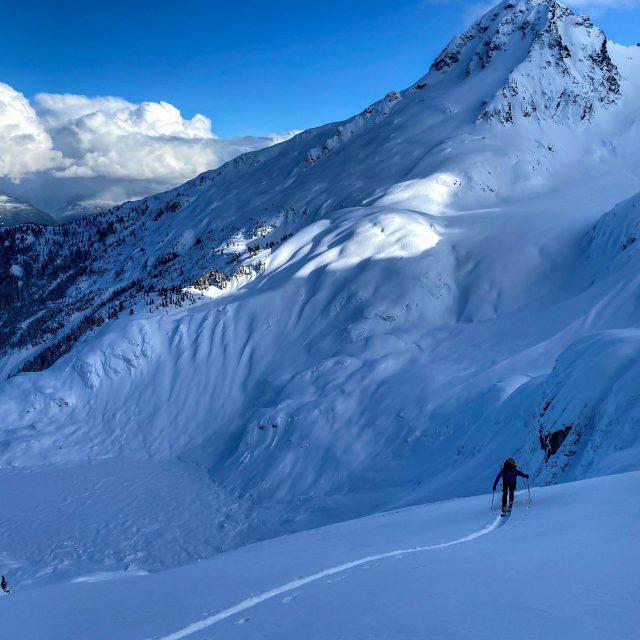 Tantalus Ski Traverse