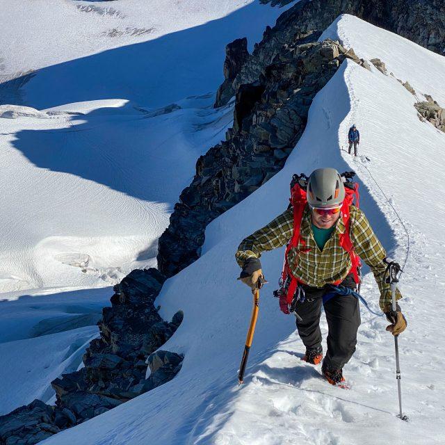 Mt. Wedge Alpine Climbing