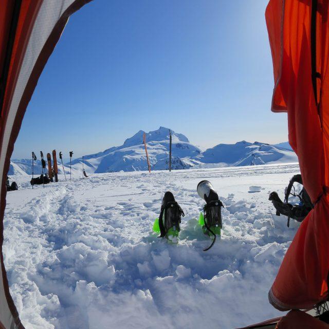 McBride Ski Traverse