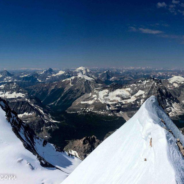 Classic Rockies Climbing